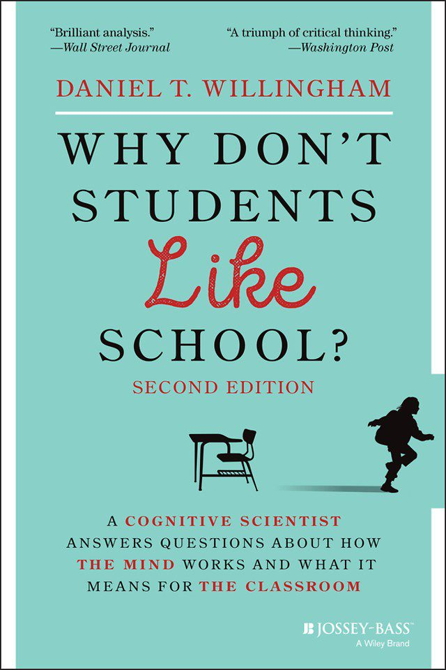 Why Don?t Students Like School? -